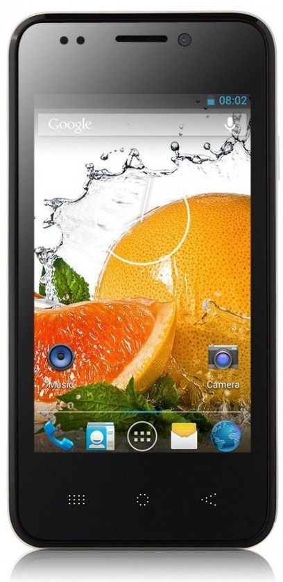 Dual SIM telefon THL A3 White ROZBALENO