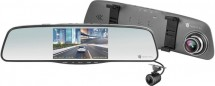 "Duální autokamera Navitel MR250 5"" displej, 160°, FullHD, NV"