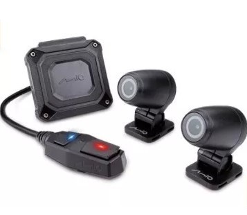Duální kamera do auta Mio MiVue M760D FullHD, GPS, WiFi, 130°