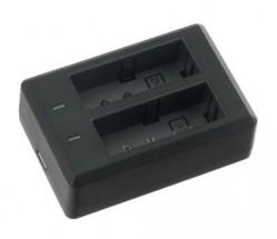 Duální nabíječka pro baterie Lamax řady W