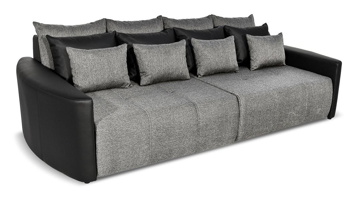 Dura - Pohovka, 12x polštářek (soro 90, sedák/soft 11, područky)