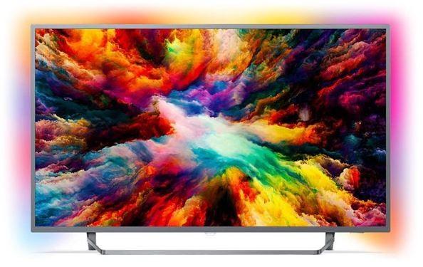 """DVB-T2 televize Smart televize Philips 65PUS7303 (2018) / 65"""" (164 cm)"""