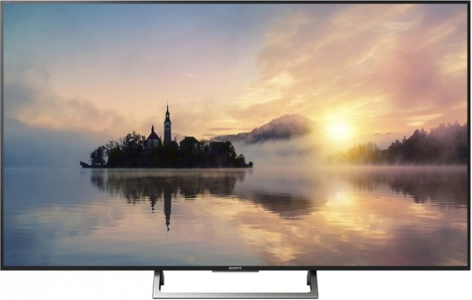 DVB-T2 televize Sony Bravia KD-43XE7005