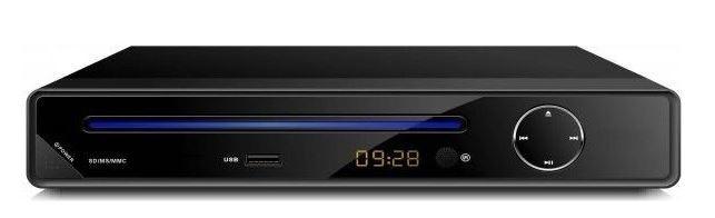 DVD přehrávač Luvianta DVD-L2080HD