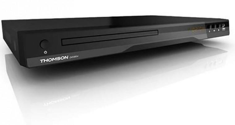 DVD přehrávač Thomson DVD80K