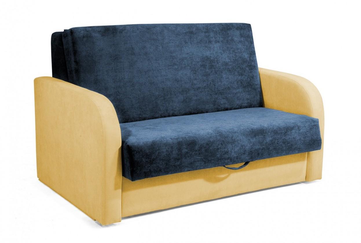 Dvojsedák Dvojsedák Clip rozkládací (sedák - orinoco 80, látka)