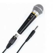 Dynamický mikrofon Hama DM 60 (46060)