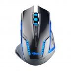 E-BLUE Mazer-R II, EMS601GY, bezdrátová myš optická,2500dpi
