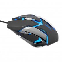 E-Blue myš Auroza (černá)