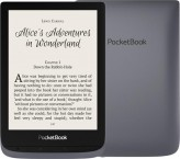 E-book POCKETBOOK 632 Touch HD 3, Metallic Grey, 16GB