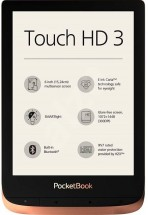 E-book POCKETBOOK 632 Touch HD 3, Spicy Copper, 16GB