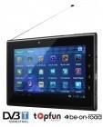 "Eaget NAVI N1 7"", 4 GB, WF, GPS, Android 4.0 - černý BAZAR"