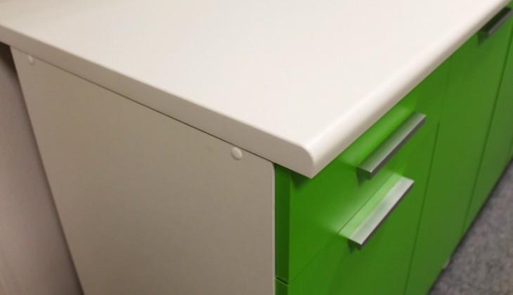 Eco - Kuchyňská deska 160 (bílá)