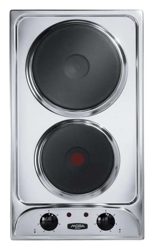 Elektrická deska Elektrická varná deska s litinovými plotýnkami Mora VDE 310 X