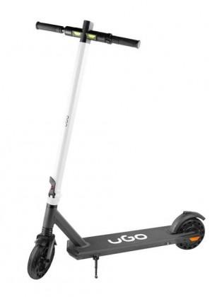 """Elektrická koloběžka Elektrokoloběžka Ugo Squbby 8"""", 25km/h, až 18km, až 120kg, bílá"""