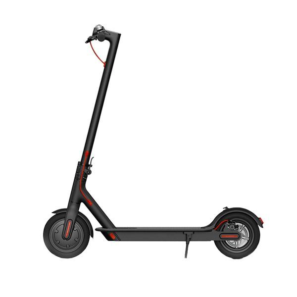 Elektrická koloběžka Elektrokoloběžka Xiaomi Scooter , 25km/h, až 30km, černá