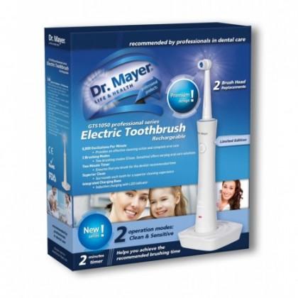 Elektrické kartáčky Elektrický zubní kartáček Dr. Mayer GTS1050, sonický