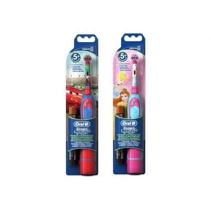 Elektrické kartáčky Oral-B Battery kids (D 2010)
