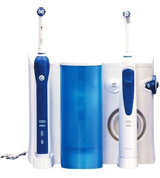 Elektrické kartáčky Oral-B Oxyjet + 3000 OC20.545