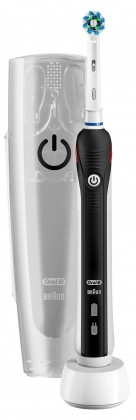 Elektrické kartáčky Oral-B Pro 2500 Černý