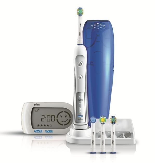 Elektrické kartáčky Oral-B Professional Care 5000 Triumph D32.546