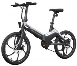Elektrokolo MS Energy E-bike I10, šedá