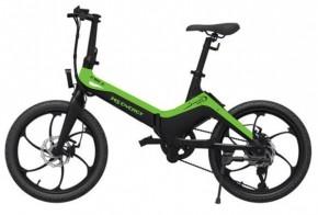 Elektrokolo MS Energy E-bike I10, zelená