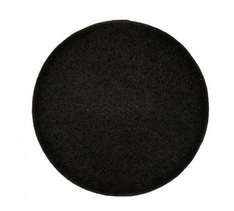 Elite Shaggy - koberec, 160x160 (100%PP shaggy, kulatý, antracit)