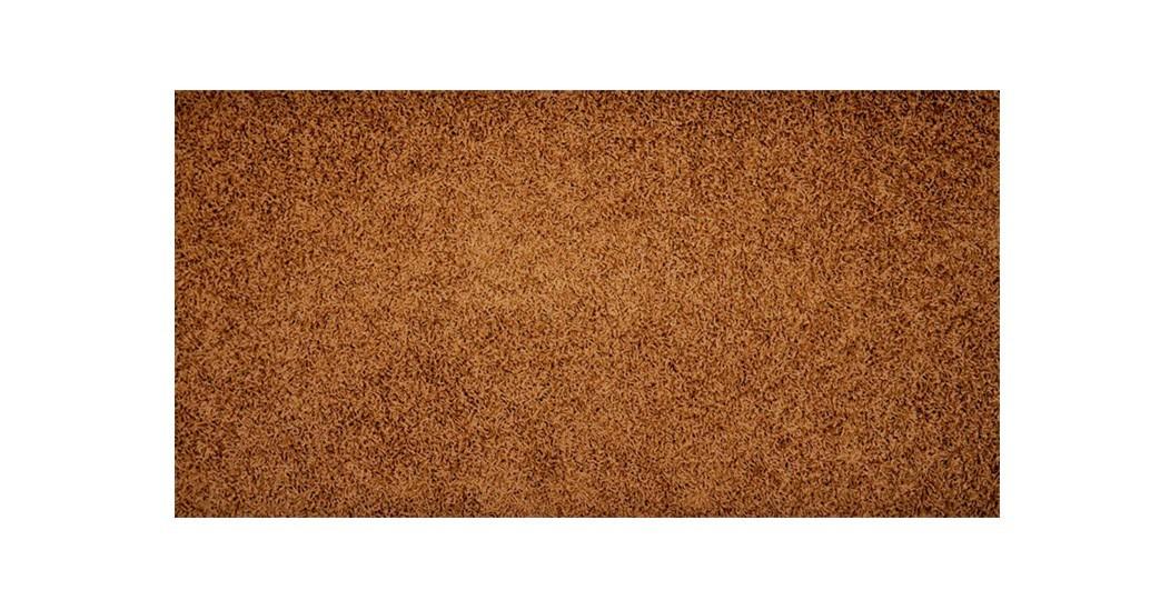 Elite Shaggy - koberec, 170x120cm (100%PP shaggy, hnědá)