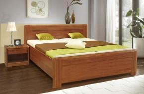 Elza 2 - rám postele 200x180, úložný prostor, výklopný rošt