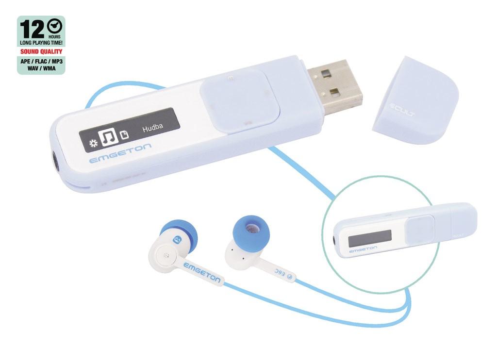Emgeton CULT X6 4GB blue/white