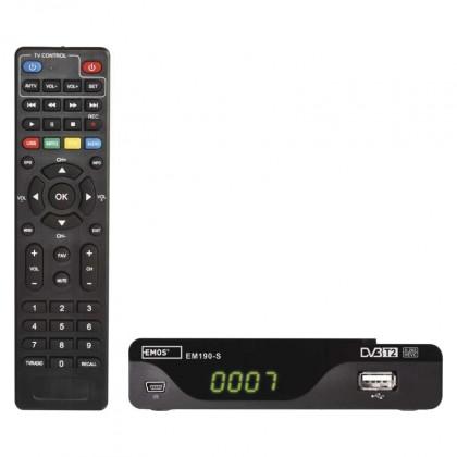 EMOS EM190-S HD HEVC H265 (DVB-T2)