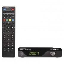 EMOS EM190-S HD HEVC H265 (DVB-T2) POUŽITÉ, NEOPOTŘEBENÉ ZBOŽÍ
