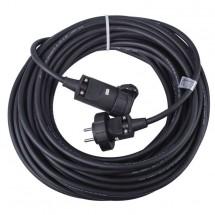 EMOS Prodlužovací kabel gumový 20m 2,5mm PM1011