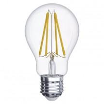 Emos Z74270 LED žárovka Filament A60 A++ 8W E27 teplá bílá