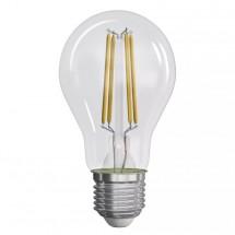 Emos Z74270D LED žárovka Filament A60 8,5W E27 bílá, stmívatelná