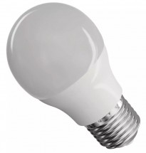 Emos ZQ1130 LED žárovka Classic Mini Globe 8W E27 teplá bílá