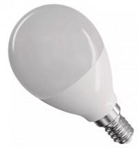 Emos ZQ1230 LED žárovka Classic Globe 8W E14 teplá bílá