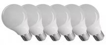 Emos ZQ51416 LED žárovka Classic A60 9W E27 neutrální bílá, 6 ks