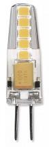 Emos ZQ8620 LED žárovka Classic JC F 2W 12V G4 teplá bílá