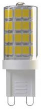 Emos ZQ9530 LED žárovka Classic JC F 3,5W G9 teplá bílá