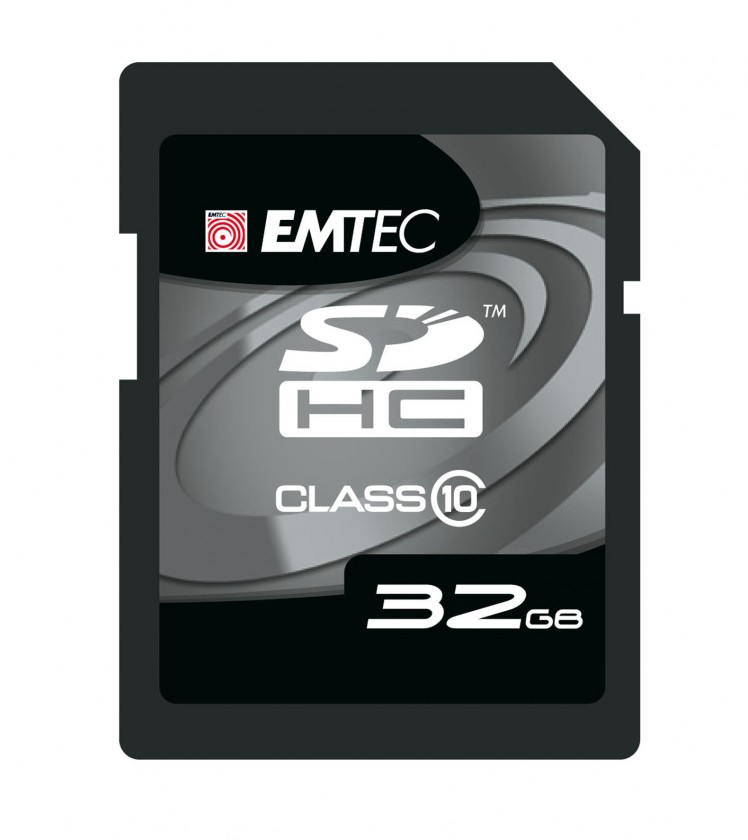 EMTEC SDHC 32GB (Class 10)