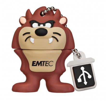 Emtec USB2.0 L103 4GB LT Taz (EKMMD4GL103)