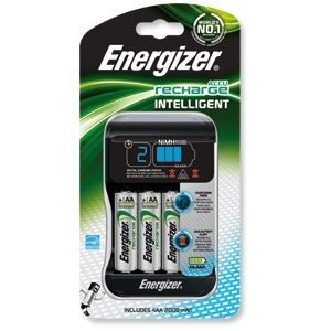 Energizer Intellig.+4AA Extreme2300mAh