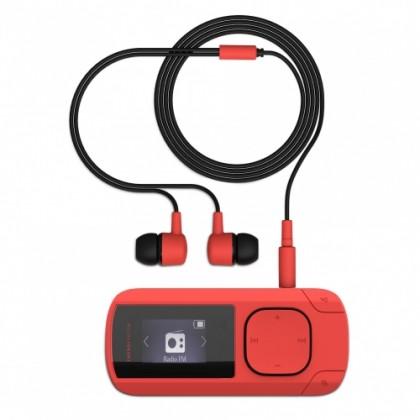 ENERGY MP3 Clip Coral POUŽITÉ, NEOPOTŘEBENÉ ZBOŽÍ