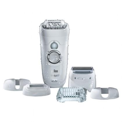 Epilátor, depilátor Epilátor Braun Silk-épil 7 7-561, Wet&Dry