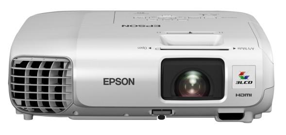 EPSON projektor EB-X20, 3LCD/1024x768/2700ANSI/10.000:1/HDMI/LAN
