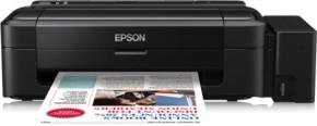 EPSON tiskárna ink L110, CIS, A4, 27ppm, 4ink, USB, TANK SYSTEM