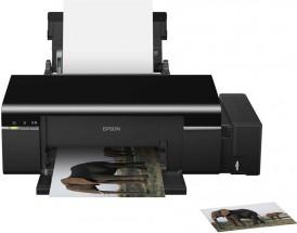 EPSON tiskárna ink L800, CIS, A4, 38ppm, 6ink, USB, TANK SYSTEM