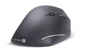 Ergonomická myš Connect IT CMO-2510-BK